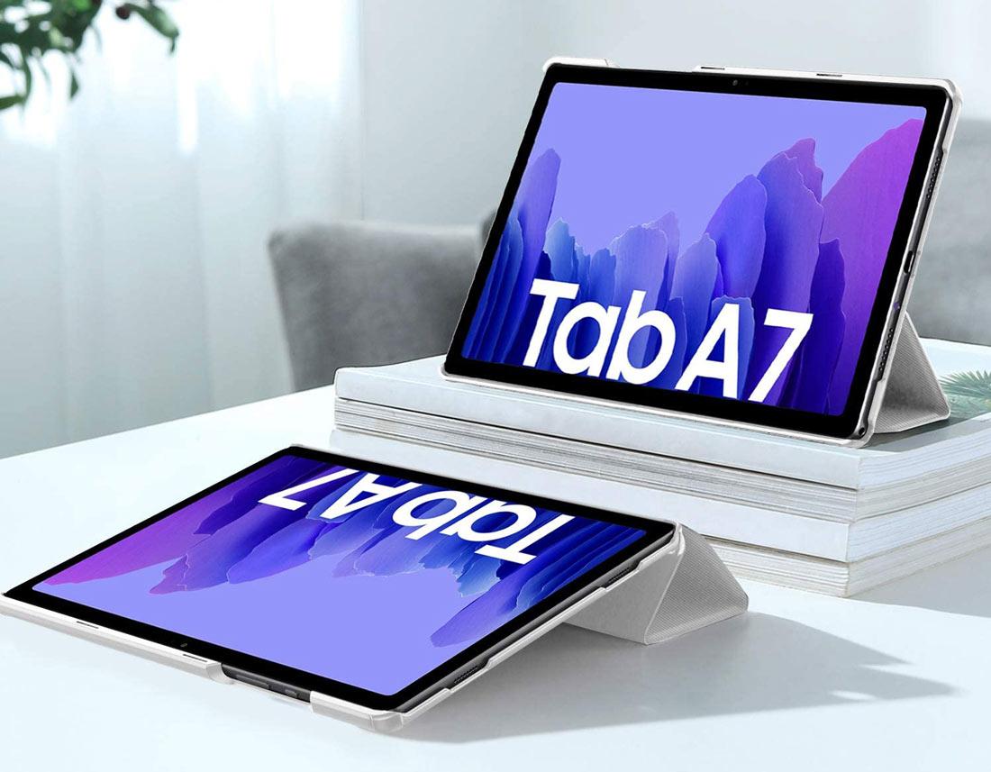 Чехол для Samsung Galaxy Tab A7 10.4 2020 полиуретановый