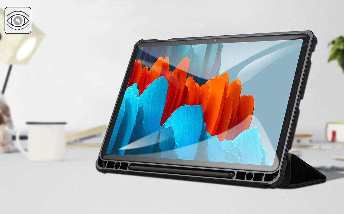 Чехол для Samsung Galaxy Tab S7 с креплением под стилус
