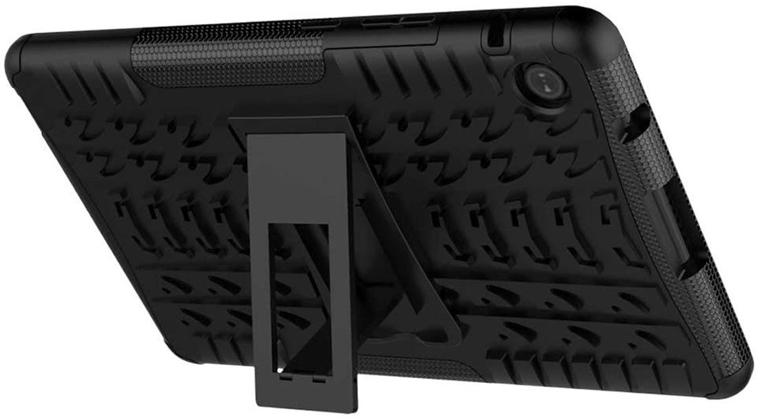 Чехол для Huawei MatePad T8 противоударный черный