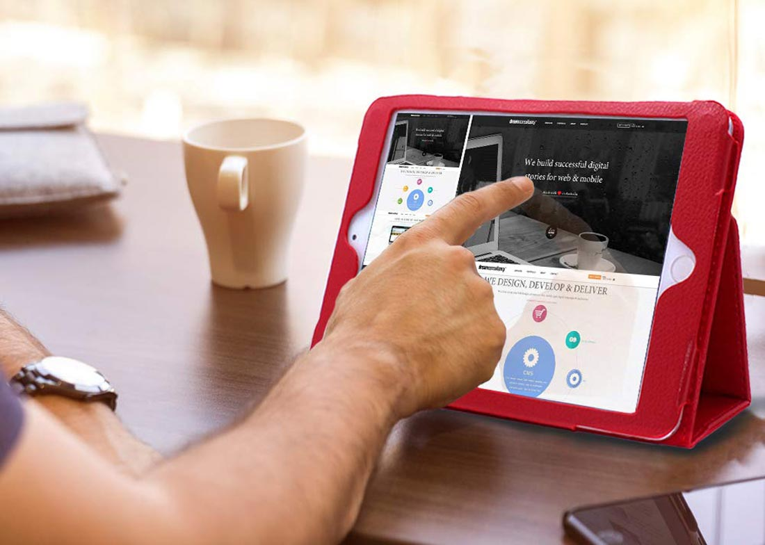 Чехол для iPad 10.2 2019 кожаный