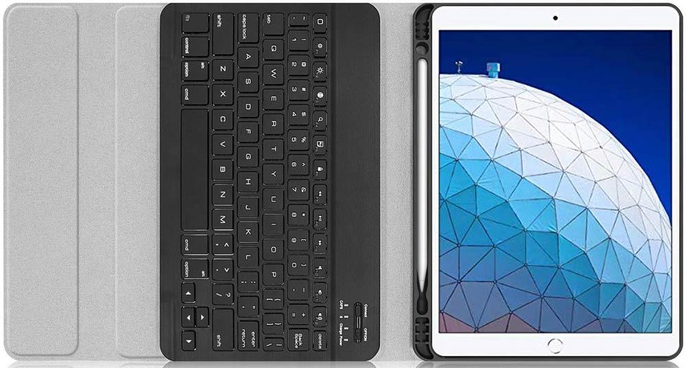 Чехол с клавиатурой для IPad Air 3 2019 с бесплатной доставкой по Минску