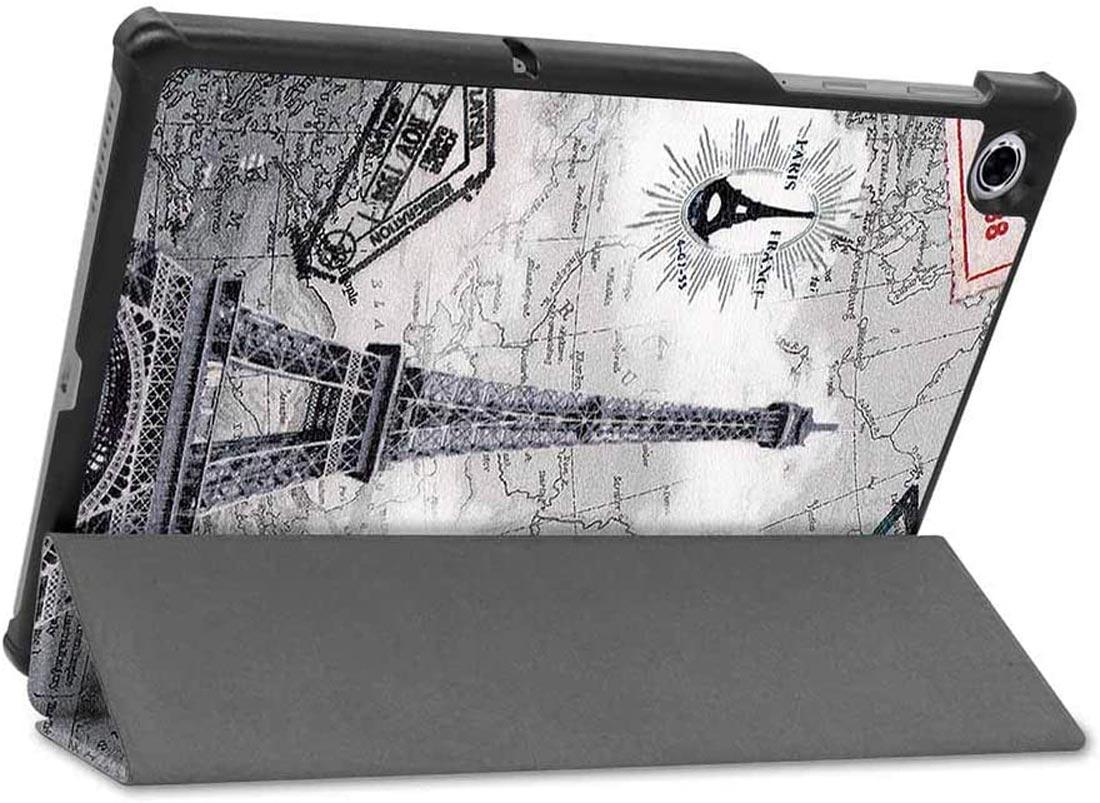 Чехол для Lenovo Tab M10 Plus TB-X606 с рисунком