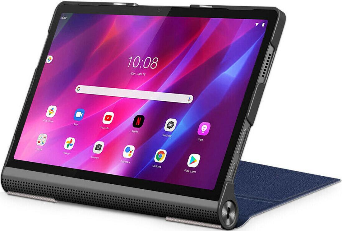 чехол для планшета Lenovo Yoga Tab 11 синий