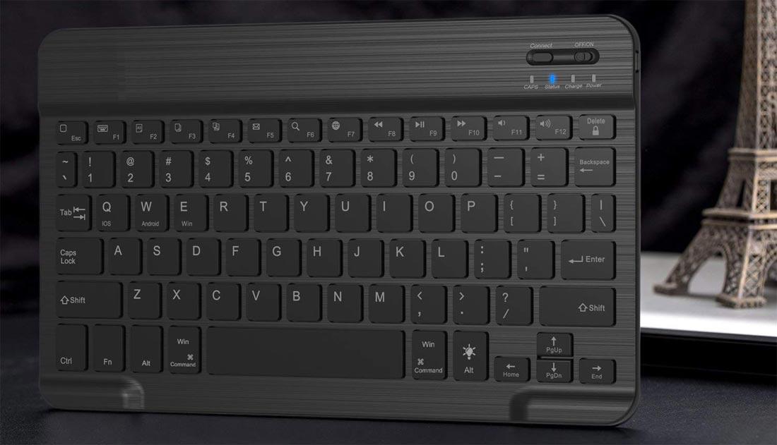 Клавиатура для планшета с бесплатной доставкой по Минску