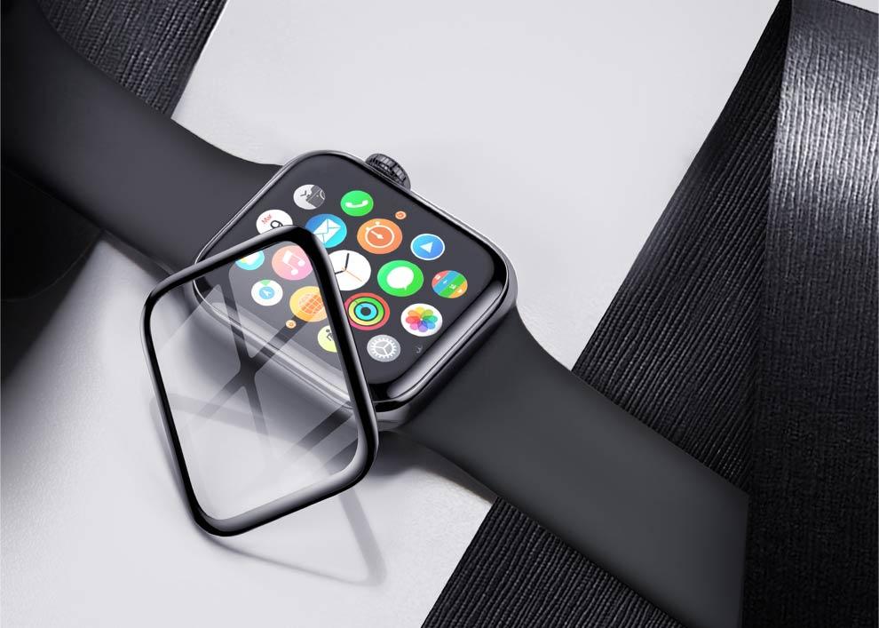 стекло на экран для Apple Watch Series 4