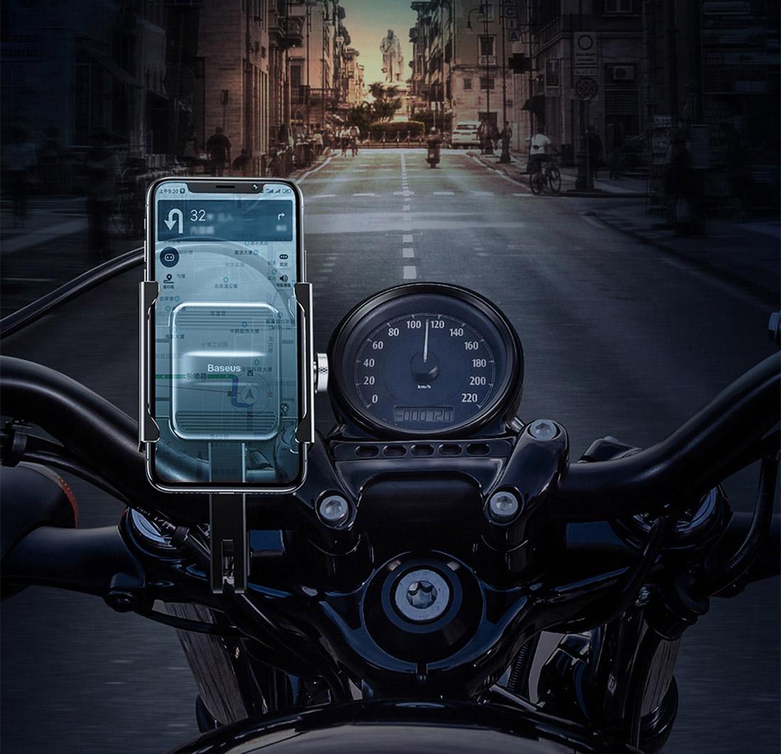 Baseus Knight Motorcycle holder
