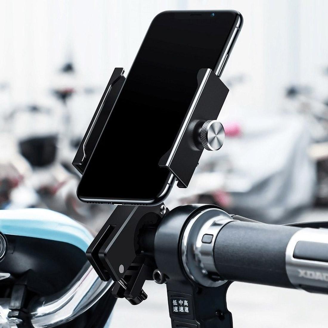 держатель телефона Baseus Knight Motorcycle holder