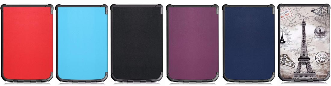 Чехол для PocketBook 627 / 616 / 632 / Touch Lux 4 с бесплатной доставкой по Минску