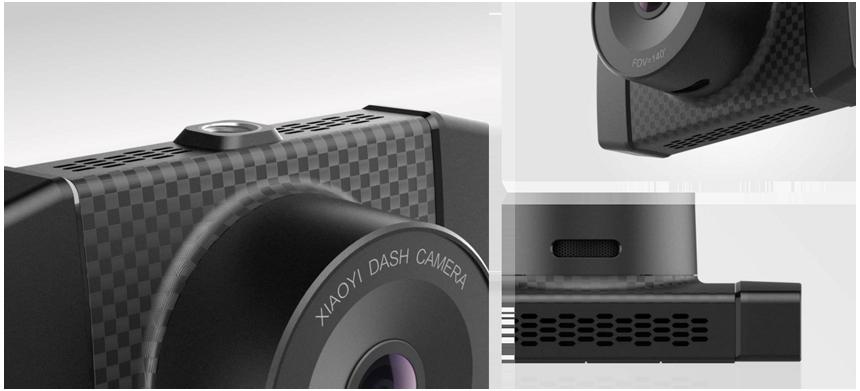 Xiaomi YI Ultra Dash Camera 2.7K King Edition