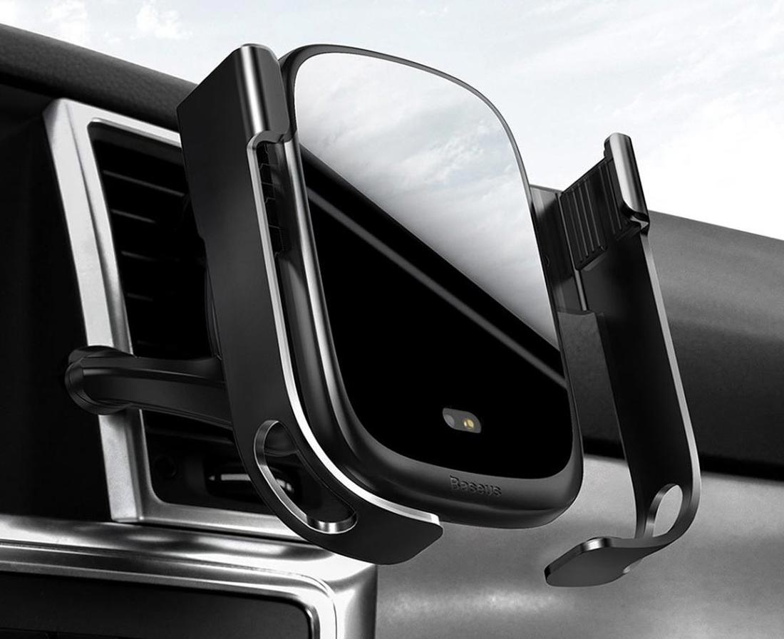 Baseus Rock-solid Vehicle WXHW01-01 черный цвет