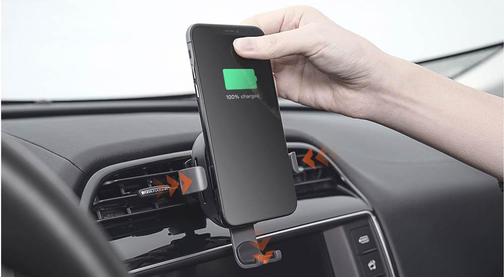 Держатель с беспроводной зарядкой Xiaomi 70mai Wireless Car Charger для телефона - совместимость